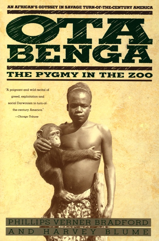 Ota Benga and scientific racism Otabenga